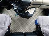 KRAM-TRUCK Mercedes Actros MP4 neumático para asiento de pasajero, alfombras, camión, 12 colores