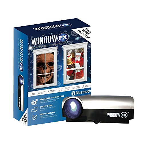 WindowFX Plus 2017 Projector
