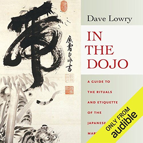 In the Dojo audiobook cover art
