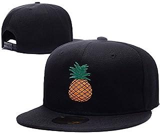 LIFA Pineapple Hat Embroidery Snapback Baseball Cap Beanie Visor