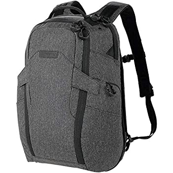 Maxpedition Entity 27 CCW-Enabled Laptop Backpack 27L for Covert Concealed Carry Charcoal