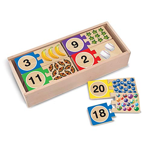 Melissa & Doug Self-Correcting Number...