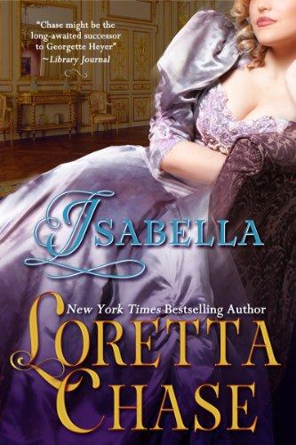 Isabella (Trevelyan Family Book 1) (English Edition)