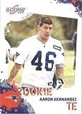 Aaron Hernandez RC - New England Patriots (RC - Rookie...