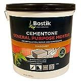 Bostik 30812805 10 kg Cementone General Purpose Mortar - Grey
