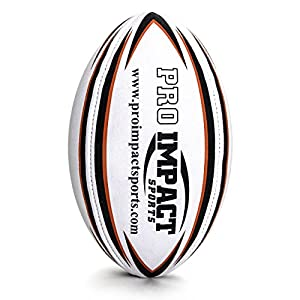 Pro Impact Training Rugby Ball - Size 5 Rugby Training Ball from Pro Impact