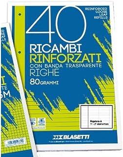 Blasetti 2336 Relieuse Blanc