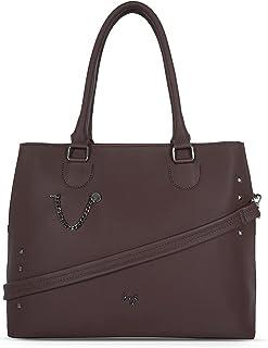 Baggit Women's Tote Handbag (Brown)