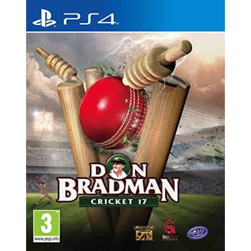 Don Bradman Cricket 17 - PlayStation 4 - [Edizione: Regno Unito]