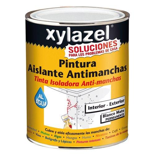 Xylazel - Pintura aislante antimanchas 4l