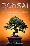Best Bonsai Books - BONSAI: The Ultimate Beginner's Guide on How To Review