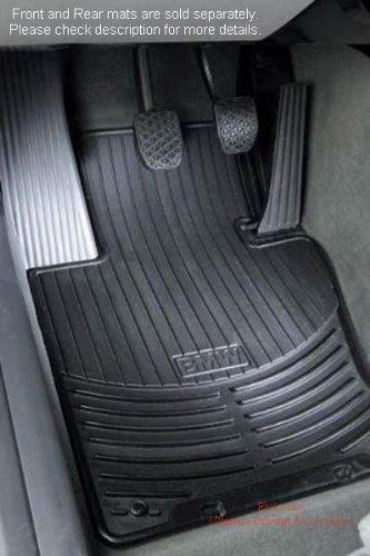 BMW 82-11-0-305-566 Rubber Floor Mat, 1 Pack
