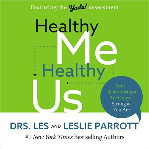 Healthy Me, Healthy Us audiobook cover art