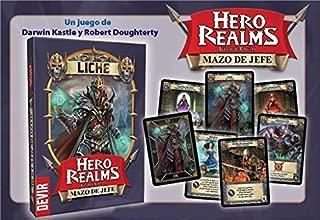 Devir - Hero Realms: jefe-liche Mallet, Multi-Colour (1)