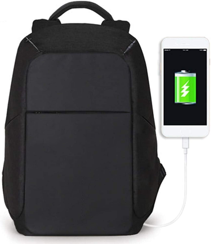 Shukun Rucksack Multi-Funktion USB USB USB Lade Männer 15-Zoll-Laptop-Rucksack Geeignet für Jugendliche Mode für Männer Casual Travel Backpack B07GBPKRDX | Passend In Der Farbe  b811a7