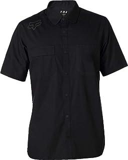 Fox Racing Redplate Flexair Work Shirt (X-Large) (Black)