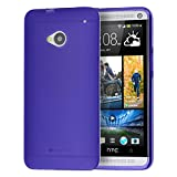 doupi PerfectFit TPU Case for HTC ONE (M7) with built-in