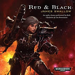 Red & Black cover art