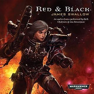 Red & Black Titelbild
