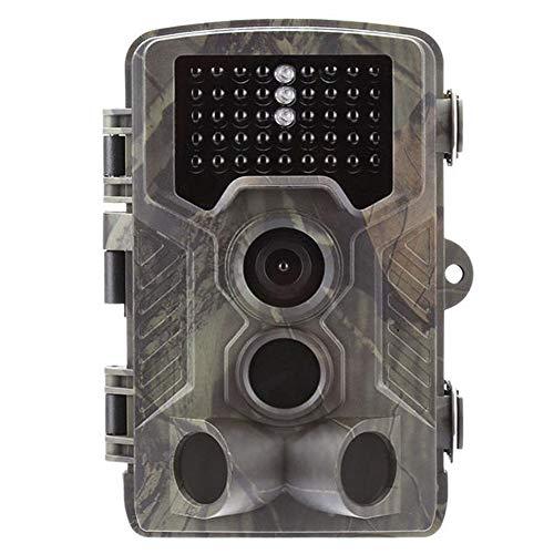 TYXHZL 1080P Spiel Jagd Kamera Wasserdichte Wildtier-Trail-Kamera Mit Vollautomatischem Infrarot-Filter Maximale Nachtsichtbeleuchtung Ca .: 20 M
