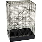You & Me Rat Manor Habitat, 16.5' L X 22.5' W X 32' H, 16.5 in, Black