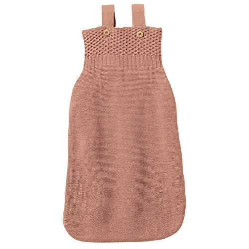 Strick - Schlafsack Knitted Sleeping Bag rose (5211315001)