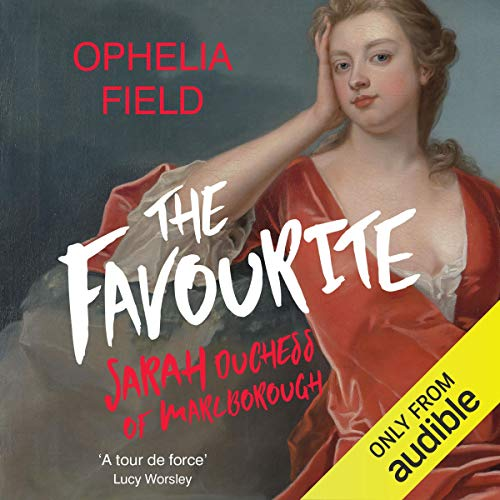 The Favourite audiobook cover art