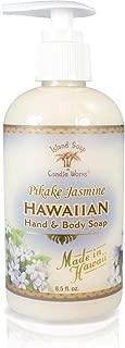 Island Soap & Candle Works Hawaiian Hand and Body Soap Pikake Jasmine