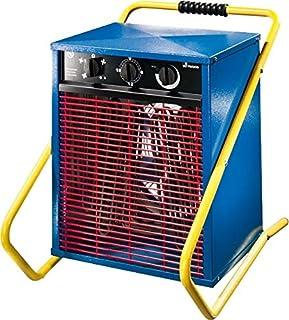 Maico Calentador Ventilador, portátil mhd99000W de Corriente trifásica Ventilador/Calefactor rápido 4012799822028
