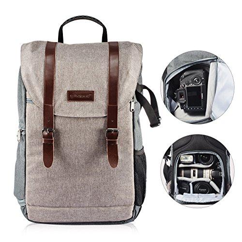 TARION RB-01 Camera Backpack for dslr IPAD laptop with Rain Cover Camera Bag Multi-functional Photographer Men Women Backpack Case Bag