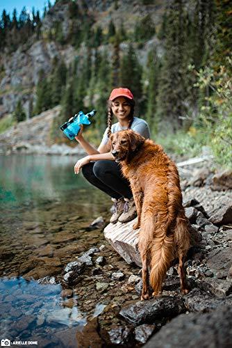 Sawyer MINI Wasserfilter LIMITED EDITION Outdoor Camping Trekking Wasserfilter Wasseraufbereitung (Camouflage) - 6