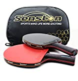 Senston Caleson Professional Table Tennis Racket.Advanced tennis racket.Ping Pong Paddle.Pen-hold Grip