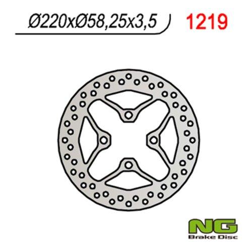 Bremsscheibe NG für Honda PCX 125