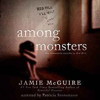 Among Monsters: A Red Hill Novella audiobook cover art