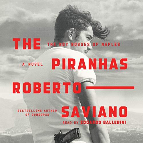 The Piranhas audiobook cover art