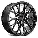 TSW Sebring 18x8.5 5x114.3 (5x4.5') +20mm Matte Black Wheel Rim
