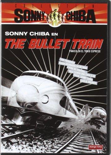 Sonny Chiba -The Bullet Train (Import Dvd) (2008) Sonny Chiba; Yukio Noda