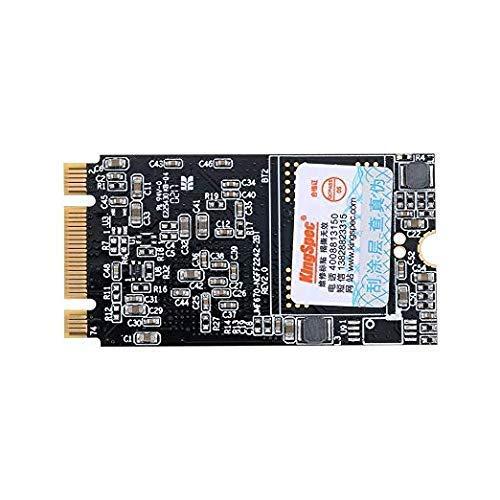 『KingSpec 256GB 2242 M.2 SATA 3D TLC キャッシュ搭載 Thinkpad X240 X240s X250 専用 SSD ハードディスク』の1枚目の画像