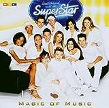 Songtexte von Deutschland sucht den Superstar - Magic of Music
