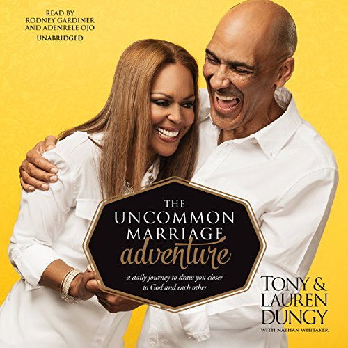 The Uncommon Marriage Adventure audiobook cover art