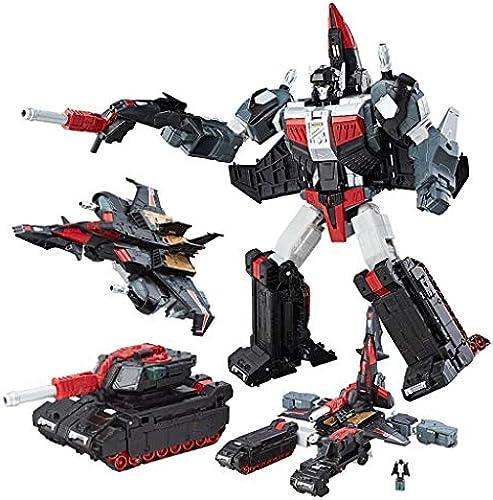 Auto Deformation Roboter, junge mädchen Kind Deformation Roboter Spielzeug, Battle Robot, vier Deformationsmodi - perfekte Geschenk für Kindertag, Weißachten