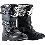 Fly Racing Unisex-Adult Fly Maverick Boots (Black, Size 11)