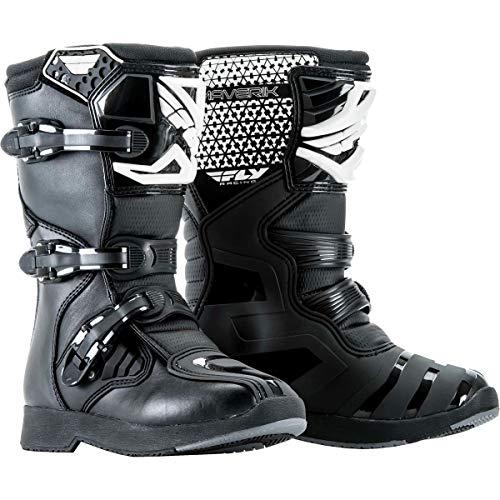 Fly Racing Unisex-Adult Maverick Mix Boots (Hi-Vis, Size 12)