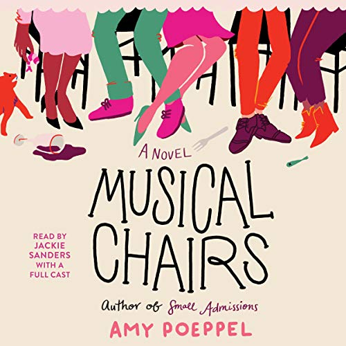 Musical Chairs audiobook cover art