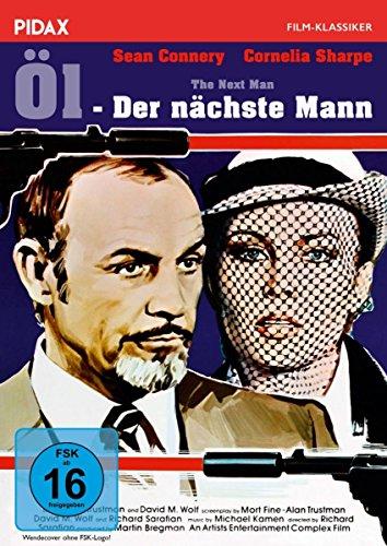 Öl - Der nächste Mann (The Next Man) / Thriller mit Sean Connery (Pidax Film-Klassiker)