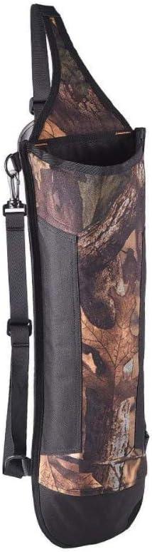 Waterproof Oxford Arrow Quiver Bow Archery Accessories Shoulder Hanging Target Archery Quiver Bag for 40pcs Arrows