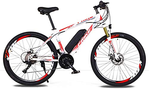Bicicletas Eléctricas, Bicicletas eléctricas para adultos Bicicleta de montaña eléctrica de 21...
