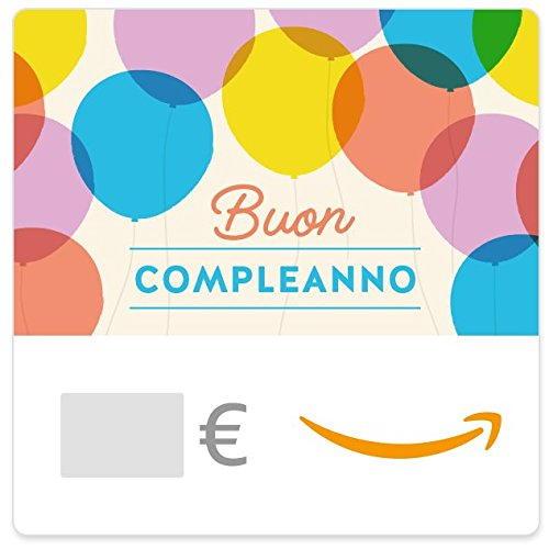 Buono Regalo Amazon.it - Digitale - Palloncini di compleanno