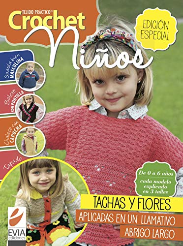 CROCHET NIÑOS: tejido práctico