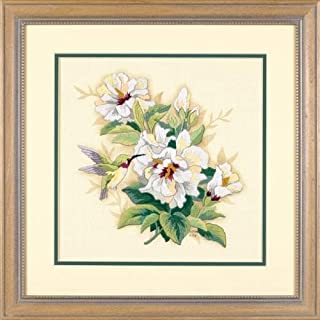 Dimensions Hummingbird Crewel Embroidery Kit, 12'' W x 12'' H